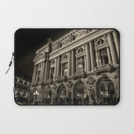 Opera Paris Garnier France Laptop Sleeve
