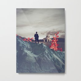 Everything Led me Here Metal Print