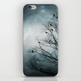 Star Storm iPhone Skin