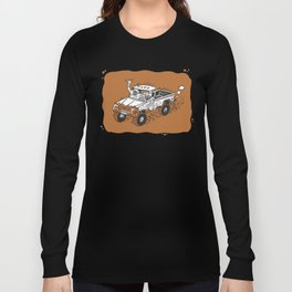 Hillbilly 4x4'ers Long Sleeve T-shirt