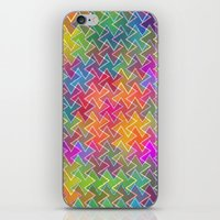 hippy iPhone & iPod Skins featuring Hippy by HK Chik