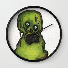 Sewer Dweller Wall Clock