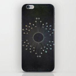"""beyond surface"" iPhone Skin"