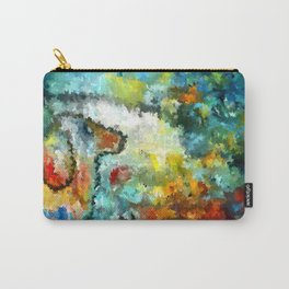 modern composition 04 by rafi talby Carry-All Pouch