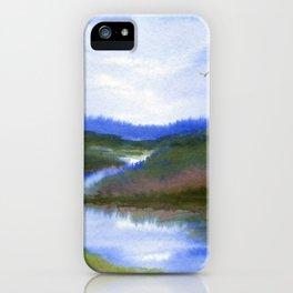 River iPhone Case
