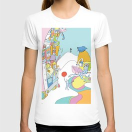 Everything but...the kitchen sink T-shirt
