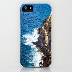Gone Fishing iPhone SE Slim Case