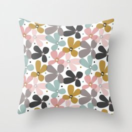 Lilla Throw Pillow