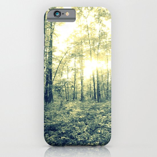 Where Magic Grows iPhone & iPod Case
