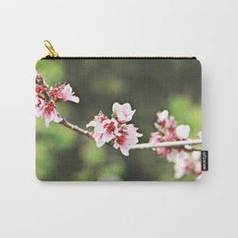 Whisp of Spring Carry-All Pouch