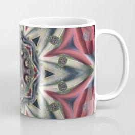 Pastel Fractal Coffee Mug