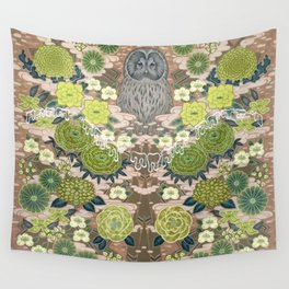 Critically Endangered 02 Wall Tapestry