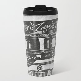 Summer '15 Zombie Mixtape Travel Mug