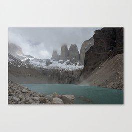 TORRES Canvas Print
