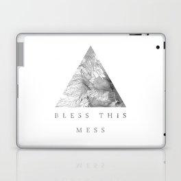 Bless this mess Laptop & iPad Skin