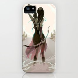 The last chance iPhone Case