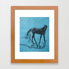 Domaine du centaure Framed Art Print