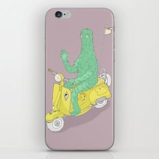 Vespa & Monsta iPhone & iPod Skin