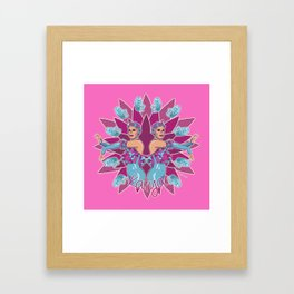 Katya Zamolodchikova - Jelly Fish Framed Art Print