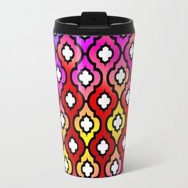 Moroccan pattern Travel Mug