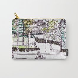 Sketch Urban, Beitou,Taiwan Carry-All Pouch