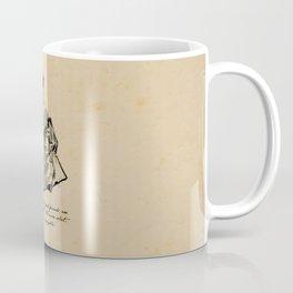 Lousia May Alcott - Good Books Coffee Mug