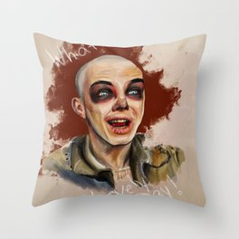 What a Lovely Day! Throw Pillow