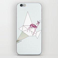 gazal pattern iPhone & iPod Skin