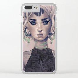 Emerald Clear iPhone Case