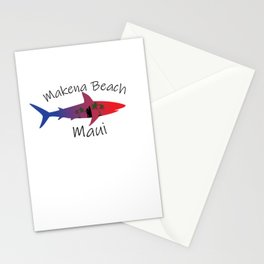 Makena Beach Maui Stationery Cards