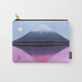 Two Fuji - Painting Carry-All Pouch