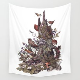Stump Wall Tapestry