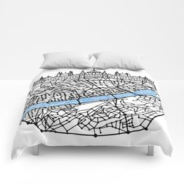 the Budapest Comforters
