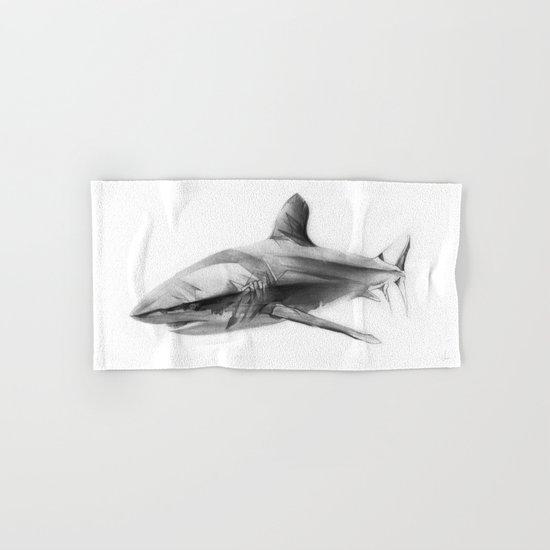 Shark I Hand & Bath Towel