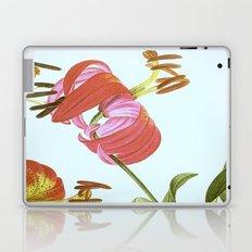 I. Vintage Flowers Botanical Print by Pierre-Joseph Redouté - Lilies Laptop & iPad Skin