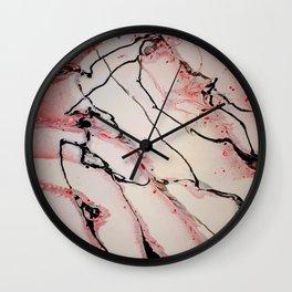 Red Devil Wall Clock