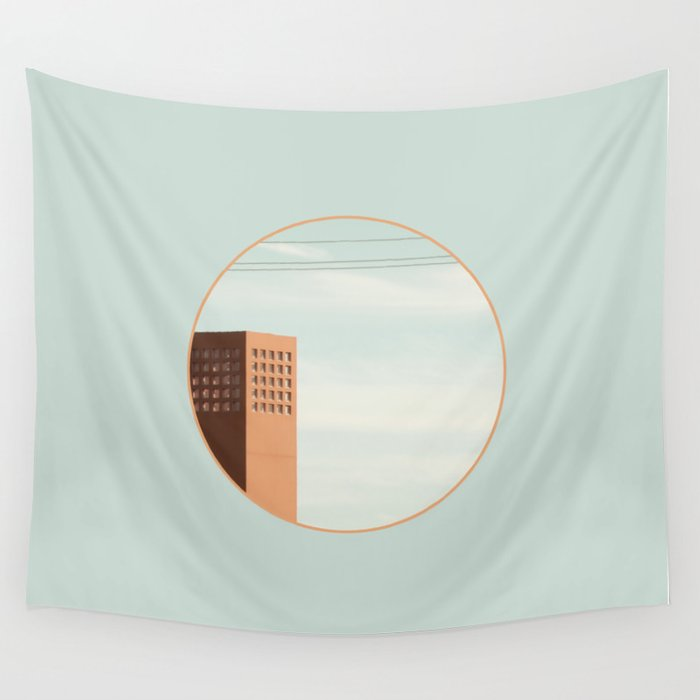 On Another Day Wall Tapestry