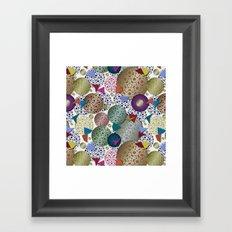 Penrose Tiling Inspiration Framed Art Print