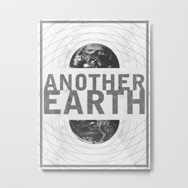 Another Earth Metal Print
