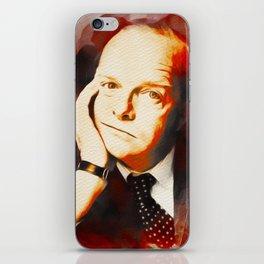 Truman Capote, Literary Legend iPhone Skin