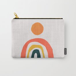 Sunrise over rainbow hill Carry-All Pouch