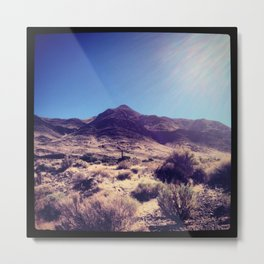 Indian Hill Metal Print