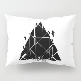 Sci-Fi Triangle Pillow Sham