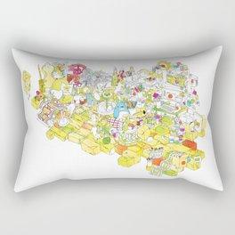 Get Crafty! Rectangular Pillow