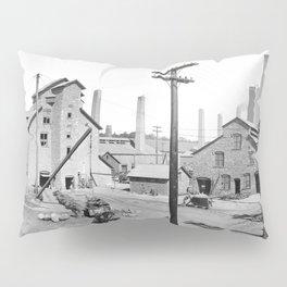 Lake Linden, Michigan 1900 Pillow Sham