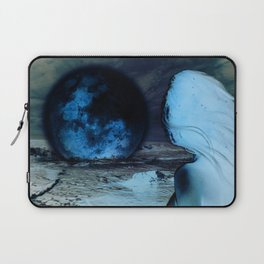 The Moon Fell For Me Laptop Sleeve