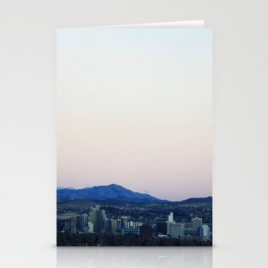 Reno Stationery Cards