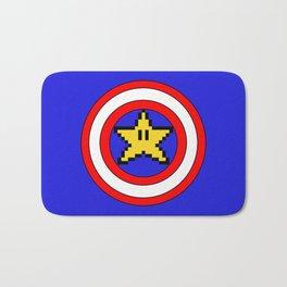 Captain Mario Bath Mat