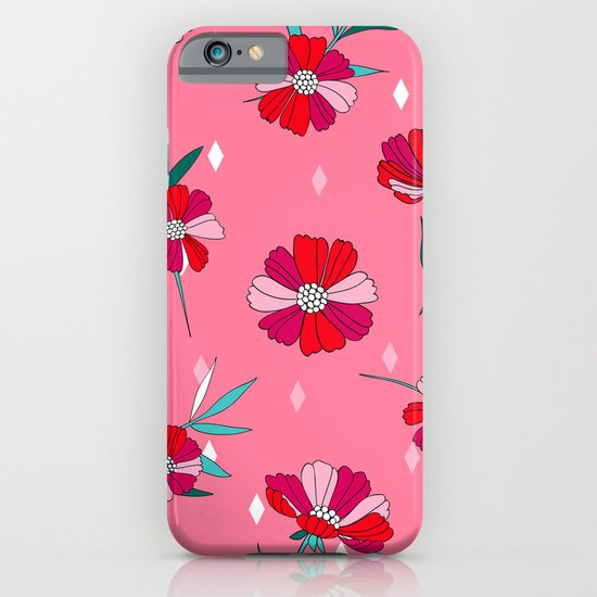 Pink Summer iPhone & iPod Case