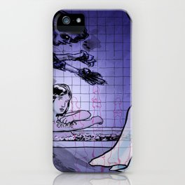 horror story 2 iPhone Case
